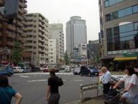 神戸神奈川アイクリニック(旧神戸クリニック)へ向かう