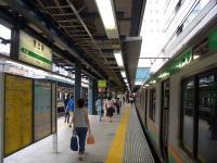 恵比寿駅に到着
