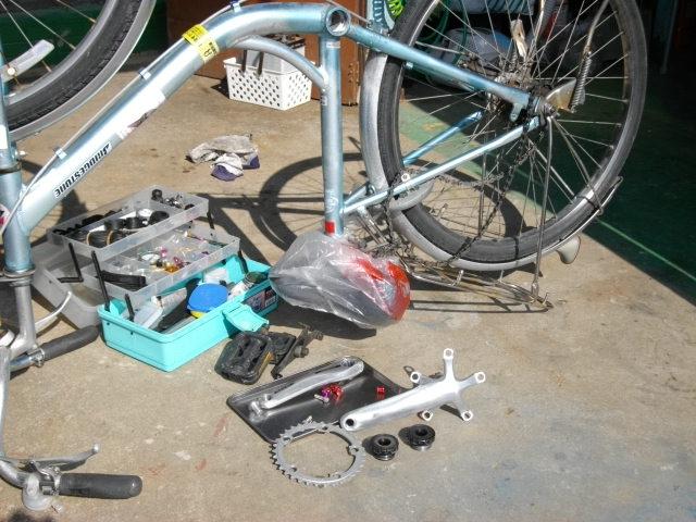 自転車の ブリジストン 自転車 24インチ アルミ : ... 自転車&ミニベロコミュニティ
