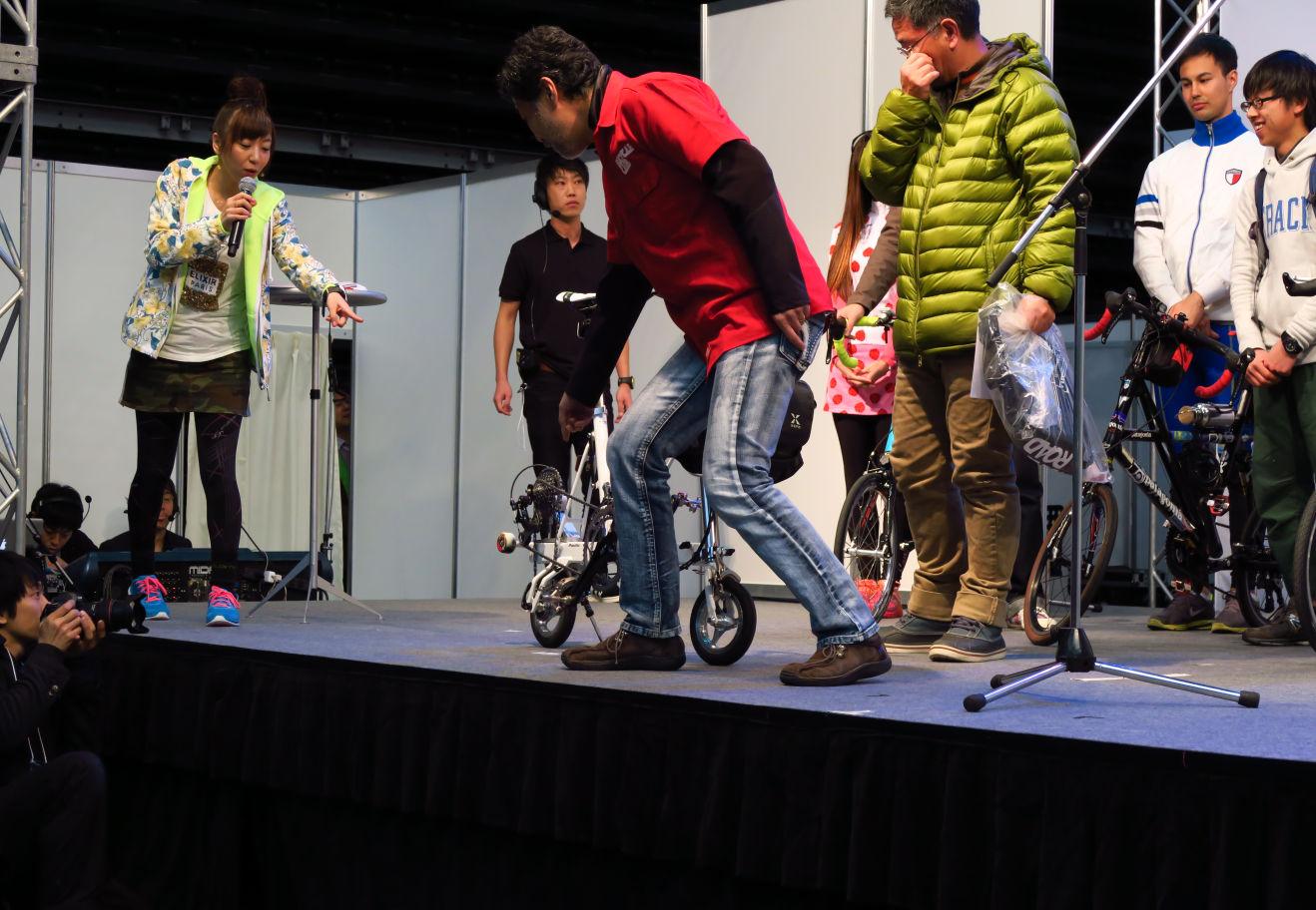 MiniLove2015カスタムバイクコンテスト