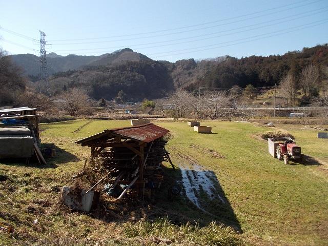 越生の蕎麦屋