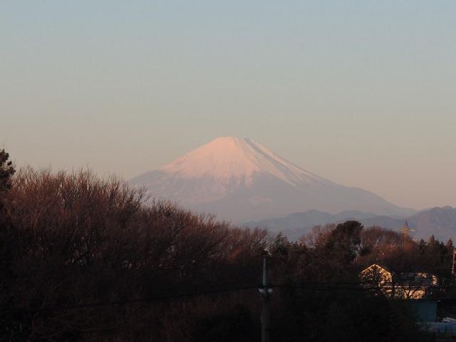初日初富士