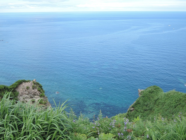 晴天を求めて北海道へ