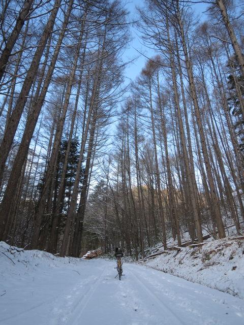 木曽の地蔵峠