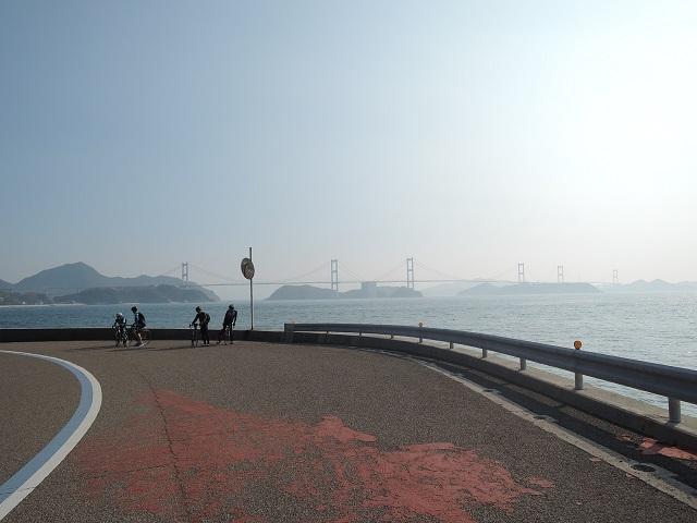 久々のしまなみ海道