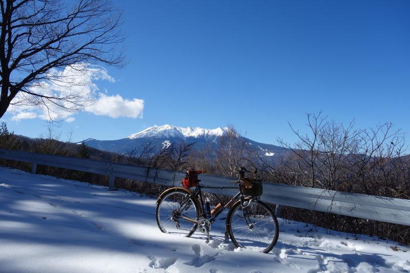 地蔵峠と御嶽山