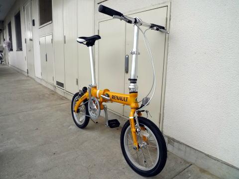 自転車の 自転車 ステム 軽量化 : ルノー(RENAULT) AL-FDB14を購入した ...