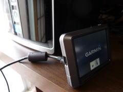 nuvi205&パソコンでトラックログを記録する