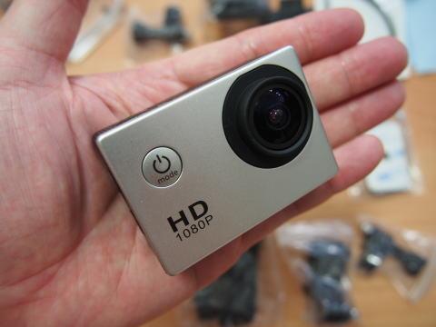 GoPro激似のFull HDアクションカメラ SJ4000 触ってみたレビュー