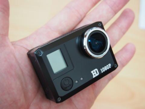 GoProと同じ形になった激安フルHDカメラSJ5000のレビュー