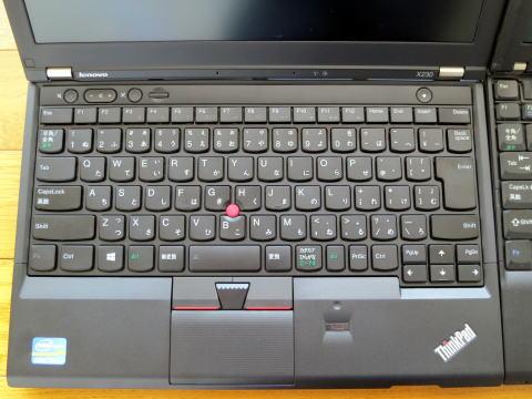 Lenovo(レノボ) ThinkPad X230のレビュー
