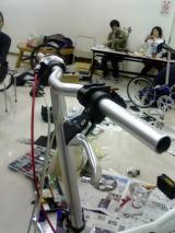 自転車の ステム 自転車 交換 : のグリスアップ&ステム交換 ...