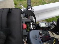 自転車バッグの取り付け方 ...