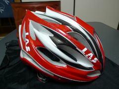 LASのヘルメット「Victory」のレビュー