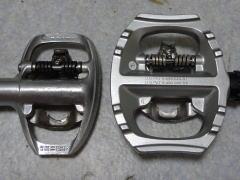 自転車用ビンディングペダル PD-A530のレビュー!