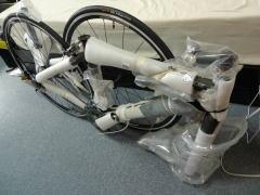 Evans Cyclesで自転車を購入したらこんな感じ~