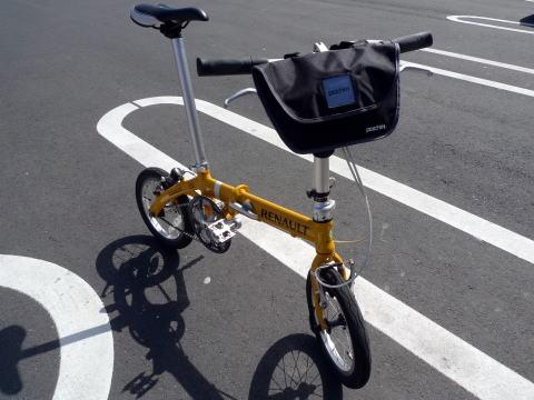 日帰りポタに最適な、POCHITT メッセンジャーフロントバッグ