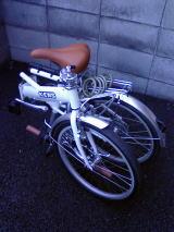 DAHON系折りたたみ自転車のたたみ方