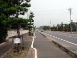 中田宿から古河宿へ : 日光街道...