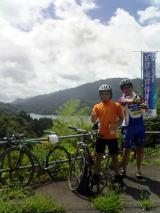 自転車で富士山に登っちゃうよ1日目