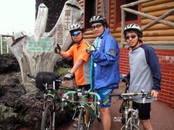 自転車で富士山に登っちゃうよ2日目