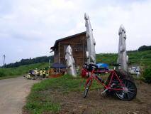 ぐるっとまるごと栄村100キロサイクリング2007