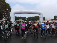 埼玉サイクリングフェスティバル2011に参加してきたよ