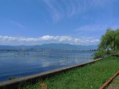 琵琶湖一周自転車の旅(東岸編)