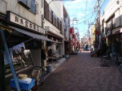 東京下町裏道散歩